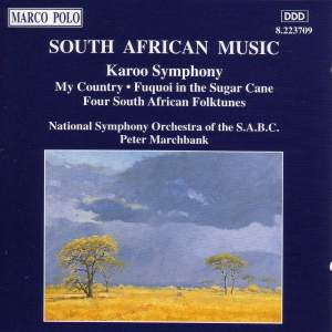 South African Music Product Image