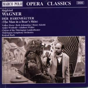 Wagner, S: Der Bärenhäuter Product Image