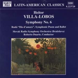 Villa-Lobos: Symphony No. 6 Product Image