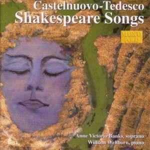 Castelnuovo-Tedesco: Shakespeare Songs Product Image