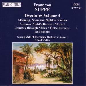 Franz von Suppé: Overtures, Vol. 4 Product Image