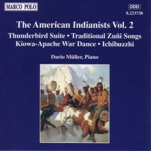 The American Indianists, Vol. 2 Product Image