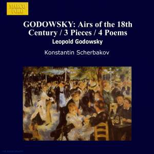 Godowsky - Piano Music Volume 1 Product Image