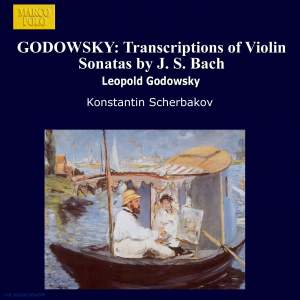 Godowsky - Piano Music Volume 2 Product Image