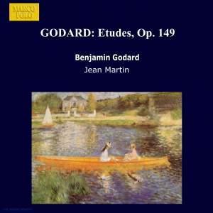 Benjamin Godard: Etudes Product Image