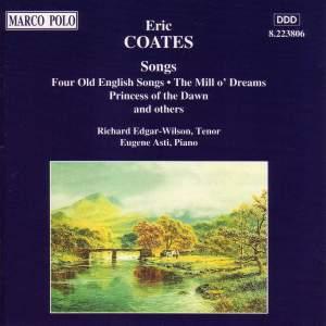 Eric Coates: Songs