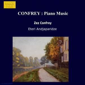 Edward Elezear Confrey: Piano Music Product Image