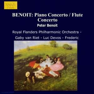 Benoit: Piano Concerto & Flute Concerto Product Image