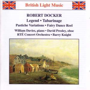 British Light Music - Robert Docker Product Image