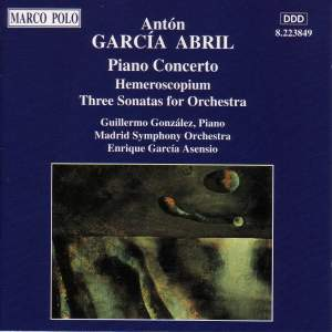 Antón García Abril: Orchestral Works Product Image