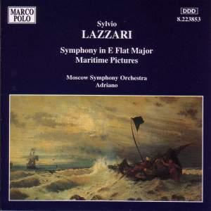 Sylvio Lazzari: Maritime Pictures & Symphony in E flat Product Image