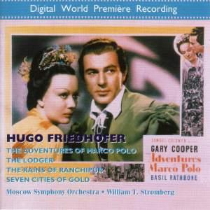 Hugo Friedhofer: Film Music Product Image
