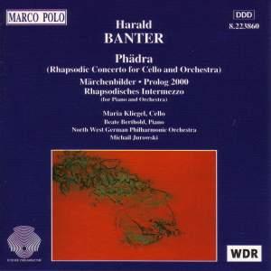 Harald Banter: Phadra Product Image