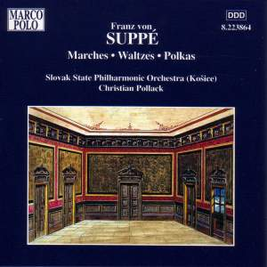 Suppé: Marches, Waltzes & Polkas Product Image