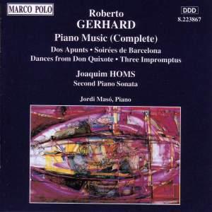 Roberto Gerhard - Complete Piano Music Product Image