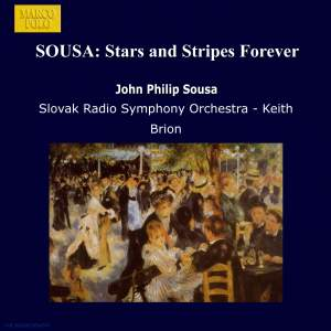 Sousa: Stars and Stripes Forever Product Image