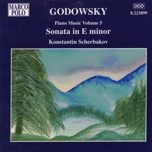 Godowsky - Piano Music Volume 5 Product Image