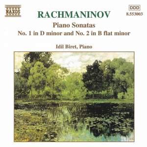 Rachmaninov: Piano Sonatas Nos. 1 & 2 Product Image