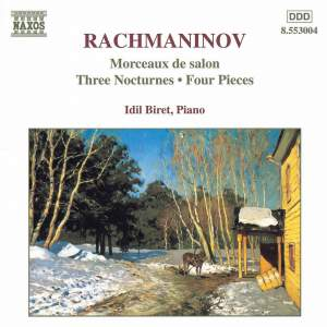 Rachmaninov: Three Nocturnes, etc. Product Image