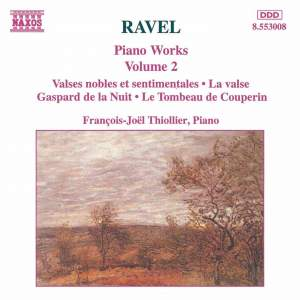 Ravel: Piano Works, Vol. 2 Product Image