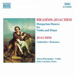Brahms: Hungarian Dances, WoO 1 Nos. 1-21 (complete), etc. Product Image