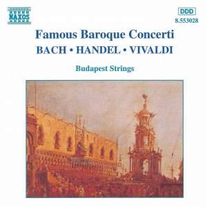 Famous Baroque Concertos