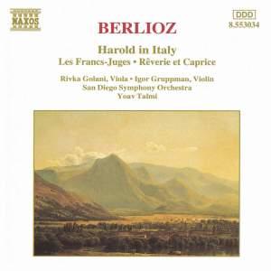 Berlioz: Les Francs-juges Overture, Op. 3, etc.