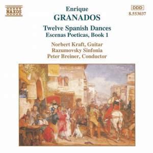 Granados: Spanish Dances / Escenas Poeticas Product Image