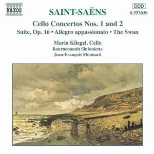 Saint-Saëns: Cello Concertos Nos. 1 & 2 Product Image