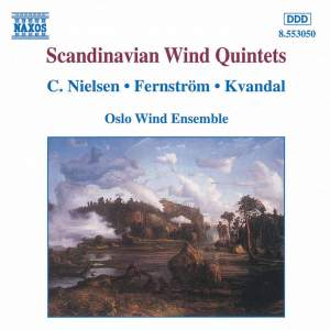 Scandinavian Wind Quintets Product Image