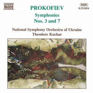 Prokofiev: Symphonies Nos. 3 & 7 Product Image