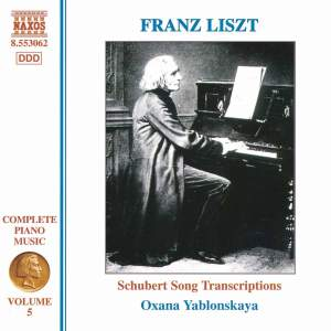 Liszt: Complete Piano Music Volume 5 Product Image