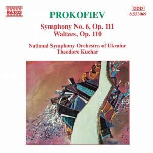 Prokofiev: Symphony No. 6 & Waltz Suite Product Image