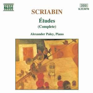 Scriabin: Etudes (Complete) Product Image