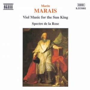 Marais: Viol Music For The Sun King Product Image