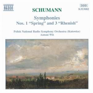 Schumann: Symphonies Nos. 1 & 3 Product Image