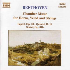 Beethoven: Chamber Music For Horns, Winds And Strings Product Image
