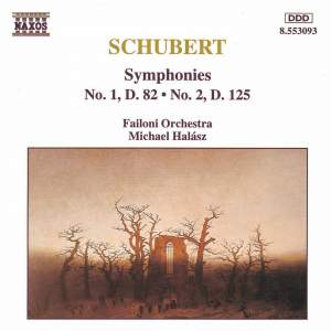 Schubert: Symphony in D major & Symphony No. 2 Product Image
