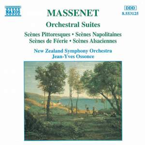 Massenet - Orchestral Suites Product Image
