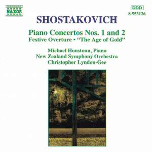 Shostakovich: Piano Concertos & Selected Orchestral Works Product Image
