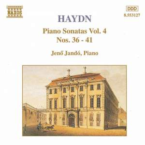 Haydn - Piano Sonatas Volume 4 Product Image