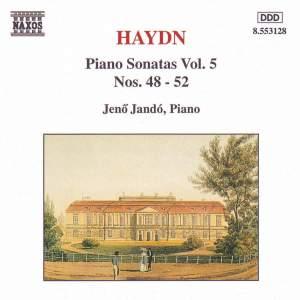 Haydn - Piano Sonatas Volume 5 Product Image