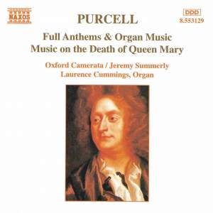 Purcell - Full Anthems & Organ Music Product Image