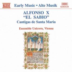 Alfonso X 'El Sabio': Cantigas de Santa Maria