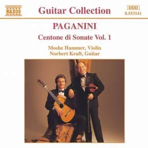 Paganini: Centone di Sonate, Vol. 1