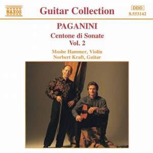 Paganini: Centone di Sonate, Vol. 2