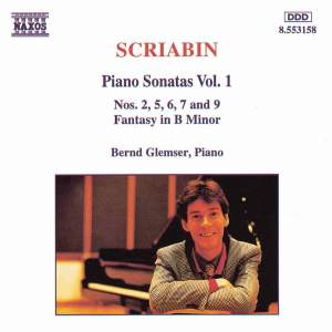 Scriabin: Piano Sonatas, Vol. 1 Product Image
