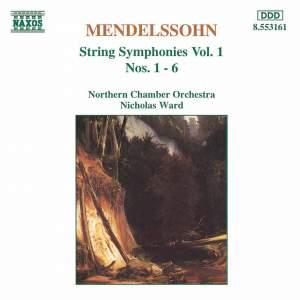 Mendelssohn: String Symphonies, Vol. 1 Product Image