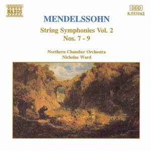 Mendelssohn: String Symphonies, Vol. 2 Product Image