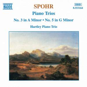 Spohr: Piano Trios Nos. 3 and 5 Product Image
